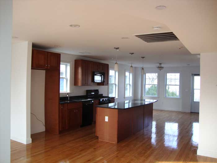 Rental Apartment Kitchen Near Northeastern University