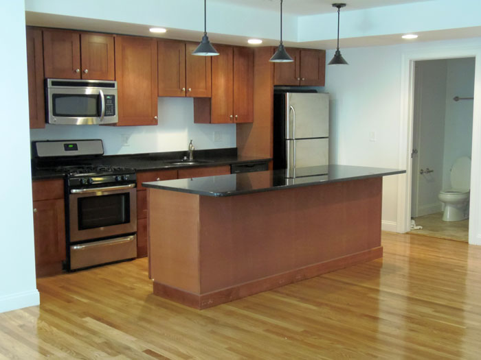 Apartment Rental Kitchen Near Northeastern University
